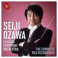 Box: The Complete RCA Recordings (CD) - The Chicago Symphony Orchestra, Seiji Ozawa