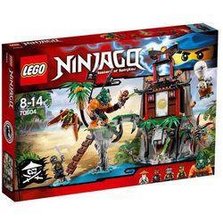 Lego Ninjago Wyspa Tygrysiej Wdowy 70604 z kategorii: klocki dla dzieci
