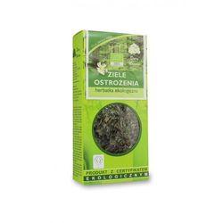 HERBATKA Z ZIELA OSTROŻENIA BIO 25 g - DARY NATURY z kategorii Ziołowa herbata