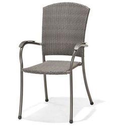 Krzesło ogrodowe emelina gray od producenta Inspirowane
