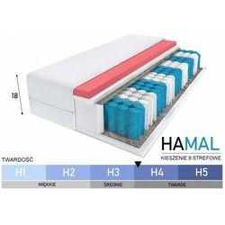 E-lozka Materac kieszeniowy - hamal - 18 cm, tw. h4 - rozmiary