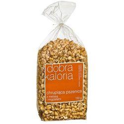 DOBRA KALORIA Chrupiąca pszenica z melasą i migdałami (płatki, musli, otręby)