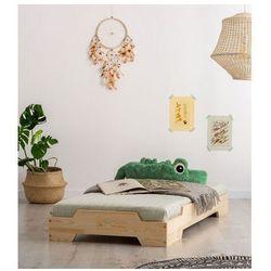 Drewniane łóżko dziecięce lexin 9x - 21 rozmiarów marki Producent: elior