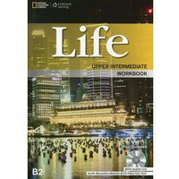Life Upper Intermediate Workbook with Audio CD, oprawa miękka