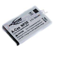 akumulator a-cas np 20 od producenta Ansmann