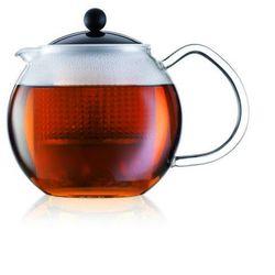 Bodum - Assam Zaparzacz do herbaty, czarny