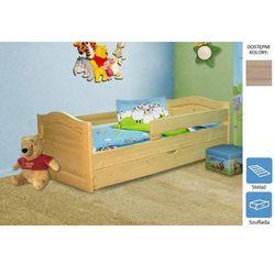 Frankhauer Łóżko dziecięce Beata z szufladą 70 x 160