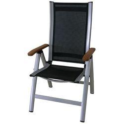 krzesło ass comfort, czarne marki Rojaplast