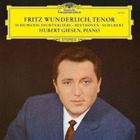 Schumann: Dichterliebe; Beethoven, Schubert: Lieder (Winyl) - Fritz Wunderlich