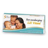 Test lh vitam owulacyjny x 5 testów marki Diagnosis