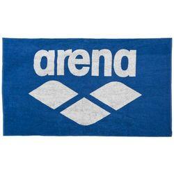 arena Pool Soft Ręcznik, royal-white 2019 Ręczniki i szlafroki sportowe (3468336100394)