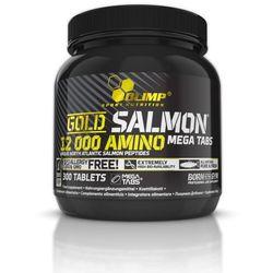 Gold Salmon 12000 Amino Mega Tabs 300tabl z kategorii Aminokwasy