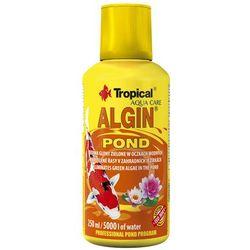 Algin pond preparat do zwalczania glonów zielonych 250ml marki Tropical
