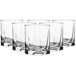 Pasabahce luna szklanki do whisky 360 ml 6 sztuk