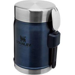 Termos obiadowy 0,4 litra z łyżką stanley legendary classic granatowy (10-09382-006)