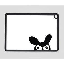 Etui na iPad Air 2: Minimalistyczny królik - produkt z kategorii- Pokrowce i etui na tablety