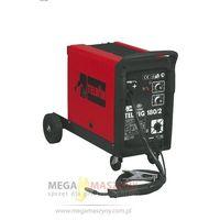TELWIN Półautomat mig/mag jednofazowy Telmig 180/2 + akcesoria z kategorii Migomaty i półautomaty spawalni