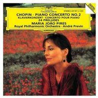 Chopin: Piano Concerto No. 2 (CD) - Maria-Joao Pires, Royal Philharmonic Orchestra