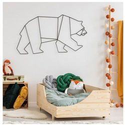 Łóżko drewniane Lexin 5X - 21 rozmiarów, Adeko: BOX 4