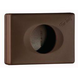 Podajnik na foliowe woreczki higieniczne brązowy (5902023967436)