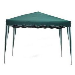 Namiot ogrodowy - sportteam, zielono-biały marki Rulyt