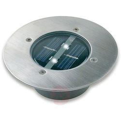 Solarna oprawa wpuszczana podłogowa LED Lugo IP44