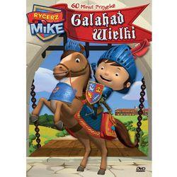 Rycerz Mike. Galahad Wielki. DVD, kup u jednego z partnerów
