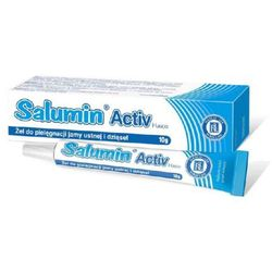 Salumin activ hasco żel 10 g