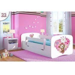 Łóżko dziecięce Kocot-Meble BABYDREAMS MIŚ Z TŁEM, Kolory Negocjuj Cenę., Kocot-Meble