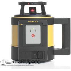 Niwelator laserowy  rugby 810 + rod-eye 160 od producenta Leica