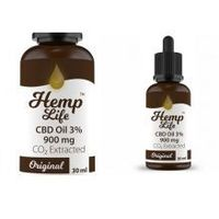Hemp Life CBD Oil 3% 30 ml