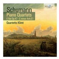 Schumann: Piano Quartets E Flat op. 47, C Minor op. ANH. E1., 95012