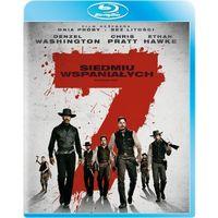 Siedmiu Wspaniałych (2016) (Blu-ray) - Antoine Fuqua