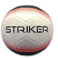 Piłka nożna treningowa axer striker orange/white - pomarańczowy ||czarny ||biały marki Axer sport