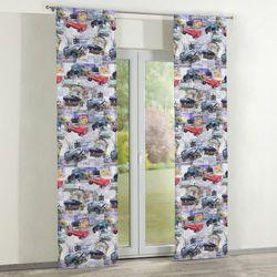 zasłony panelowe 2 szt., samochody retro, 60 × 260 cm, freestyle do -30% marki Dekoria