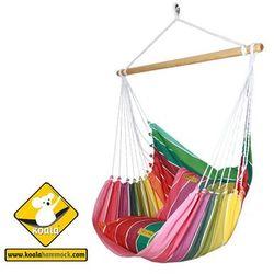 Leżak hamakowy, Rainbow HCXL - produkt z kategorii- Leżaki ogrodowe