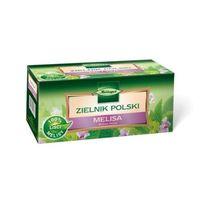 Herbata eksp. HERBAPOL Zielnik 20t. - melisa - produkt z kategorii- Ziołowa herbata