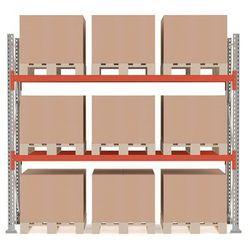 Regał paletowy ultimate moduł podstawowy 9 palet 2500x2750x1100 mm marki Array