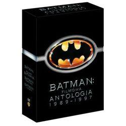 Batman (antologia, zestaw 4 filmów)