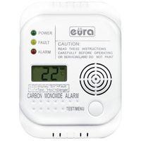 Sygnalizator czadu  cd-60a4 lcd termometr marki Eura