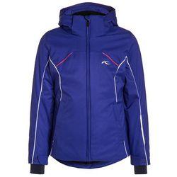 Kjus FORMULA Kurtka narciarska spectrum blue/white - produkt z kategorii- kurtki dla dzieci