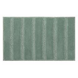 dywanik łazienkowy monrovia 60x100 cm, zielony marki Kleine wolke