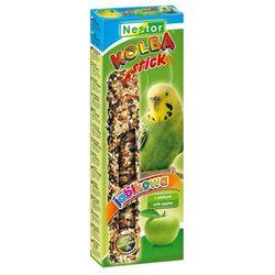 kolba dla małych papug z jabłkiem 2szt. wyprodukowany przez Nestor