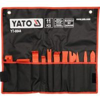 YT-0844 Zestaw ściągaczy do tapicerki kpl. 11 szt. Yato