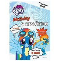 Kolektiv autorů My little pony aktivity s hračkou - rainbow dash