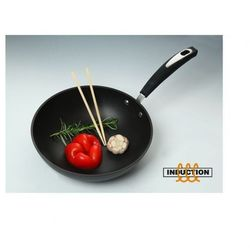 Ballarini  - taormina wok tytanowy, indukcyjny średnica: 28 cm