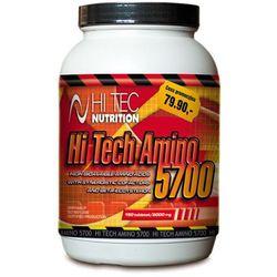 Hi Tec Amino 5700 - 150 tabl z kategorii Odżywki zwiększające masę
