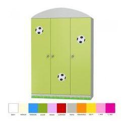 Szafa 3 drzwiowa FOOTBALL - sprawdź w wybranym sklepie