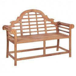 Ławka drewniana ogrodowa Cecilia, vidaxl_44733