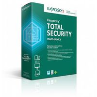 Kaspersky Lab Total Security Multi-Device 2 PC ESD